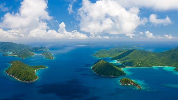 Robert Gaines was forced to leave the ship and was left on Tortola, one the British Virgin Islands in the Caribbean.