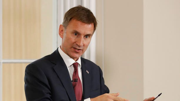 """Foreign Secretary Jeremy Hunt said Saturday that the Iranians' behavior is """"illegal and destabilizing"""" and warned of """"serious consequences"""" after the tanker was seized in the Strait of Hormuz on Friday by Iran's Revolutionary Guards."""
