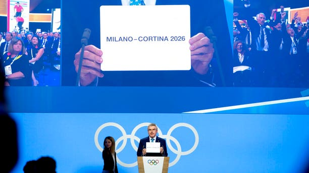 International Olympic Committee President Thomas Bach announced on Monday that the 2026 Winter Olympics will be held in Italy.