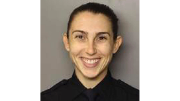 Sacramento Police Officer Tara O' Sullivan. The 26-year-old officer was killed during a domestic violence call on June 19. She graduated from the police academy in December. (Sacramento Police Department via AP)