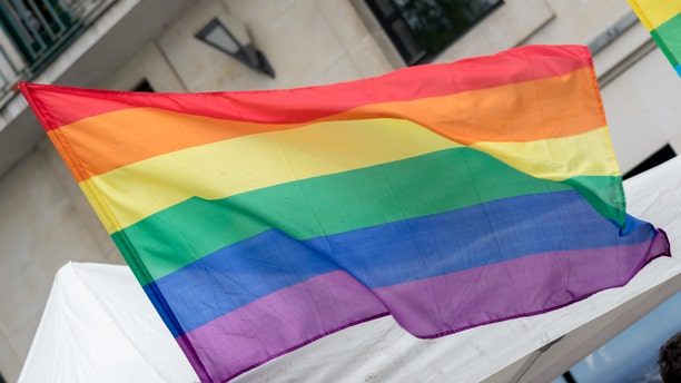 """Vice President Mike Pence called it the """"right decision"""" not to flag Pride flags at U.S. embassies around the world during the month of June."""