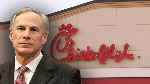"""Gov. Greg Abbott signed the """"Save Chick-fil-A"""" bill into law Monday."""