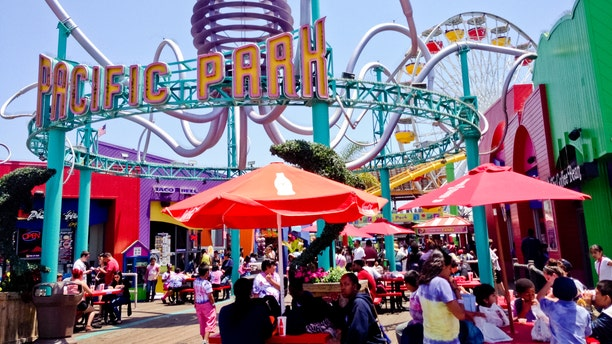 "Pacific Park on the Santa Monica Pier, as well as Deno's Wonder Wheel Amusement Park in Coney Island, will get a ""Stranger Things"" makeover in honor of the third season's debut on Netflix."