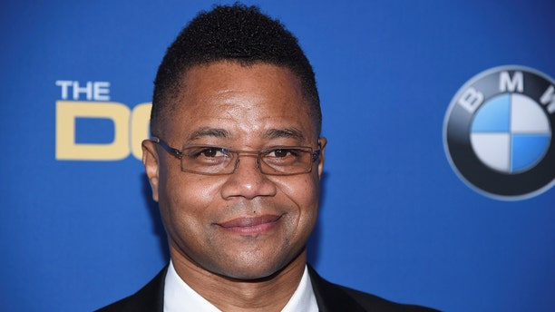 Cuba Gooding Jr. has been accused of inappropriately touching a woman at a club in New York City, according to a report.