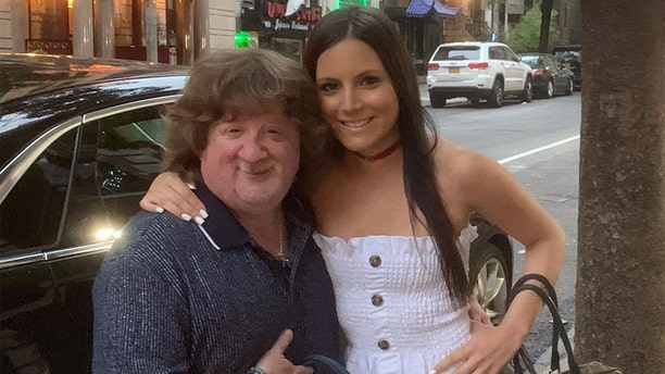 Mason Reese, 54, is defending his 26-year-old girlfriend.