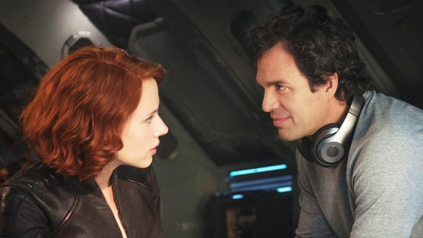 "Black Widow and Hulk became romanticly linked in ""Age of Ultron,"" but the subplot was completely ignored in ""Endgame."""
