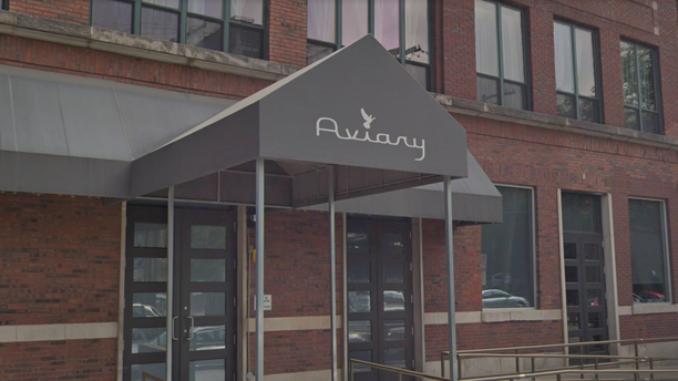 The restaurant group that owns Aviary has confirmed the employee was placed on leave following the incident.