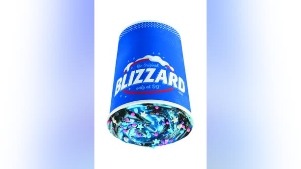 The Zero Gravity Blizzard is available at participating locations nationwide beginning June 24, while supplies last.