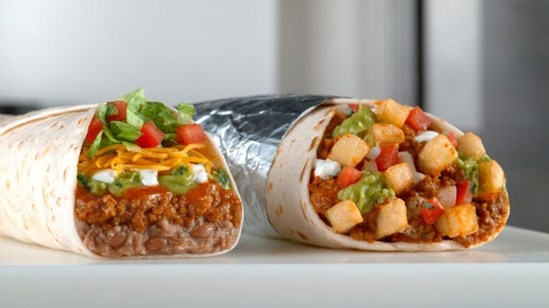 The Tex-Mex chain is rolling out two new vegetarian options after the success of their Beyond Meat tacos: the Beyond 8 Layer Burrito and the Epic Beyond Cali Burrito.