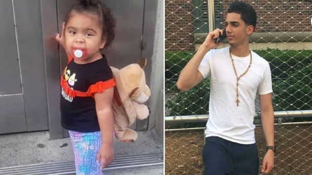 Yasleen McDonald (left) and the teen who tried to save her, Lucas Silverio (right) died from injuries sustained in the Bronx fire.