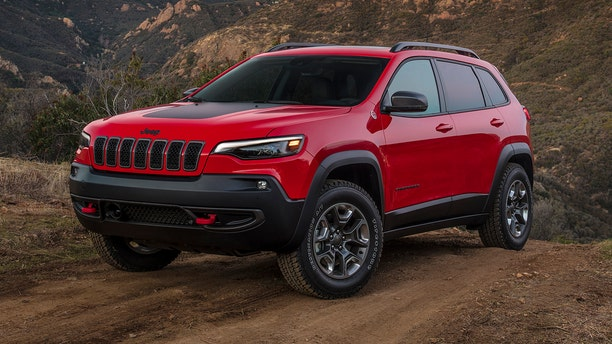 The Jeep Cherokee was updated for 2019.