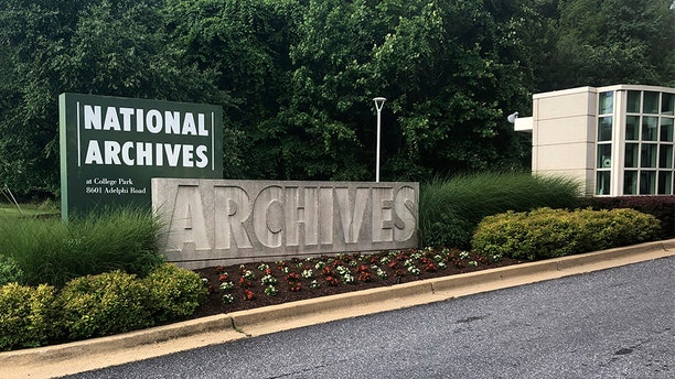 A Virginia National Guard sergeant is accused of stealing World War II-era dog tags from the National Archives and Records Administration in College Park, Md.