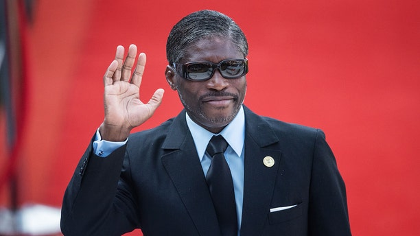 Teodoro Nguema Obiang Mangue has been the vice president of Equatorial Guinea since 2012.