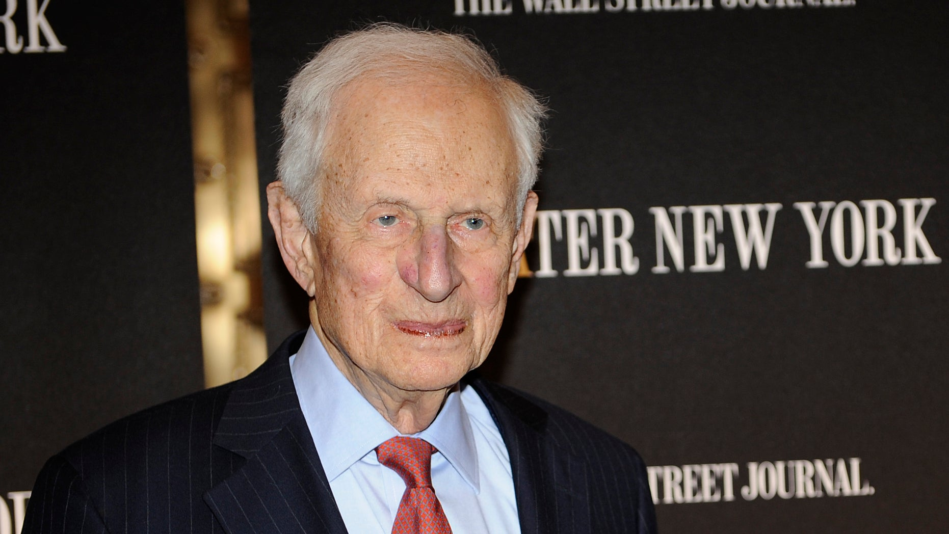 FILE 2010: Former New York City District Attorney Robert Morgenthau attends a gala launch party in New York.