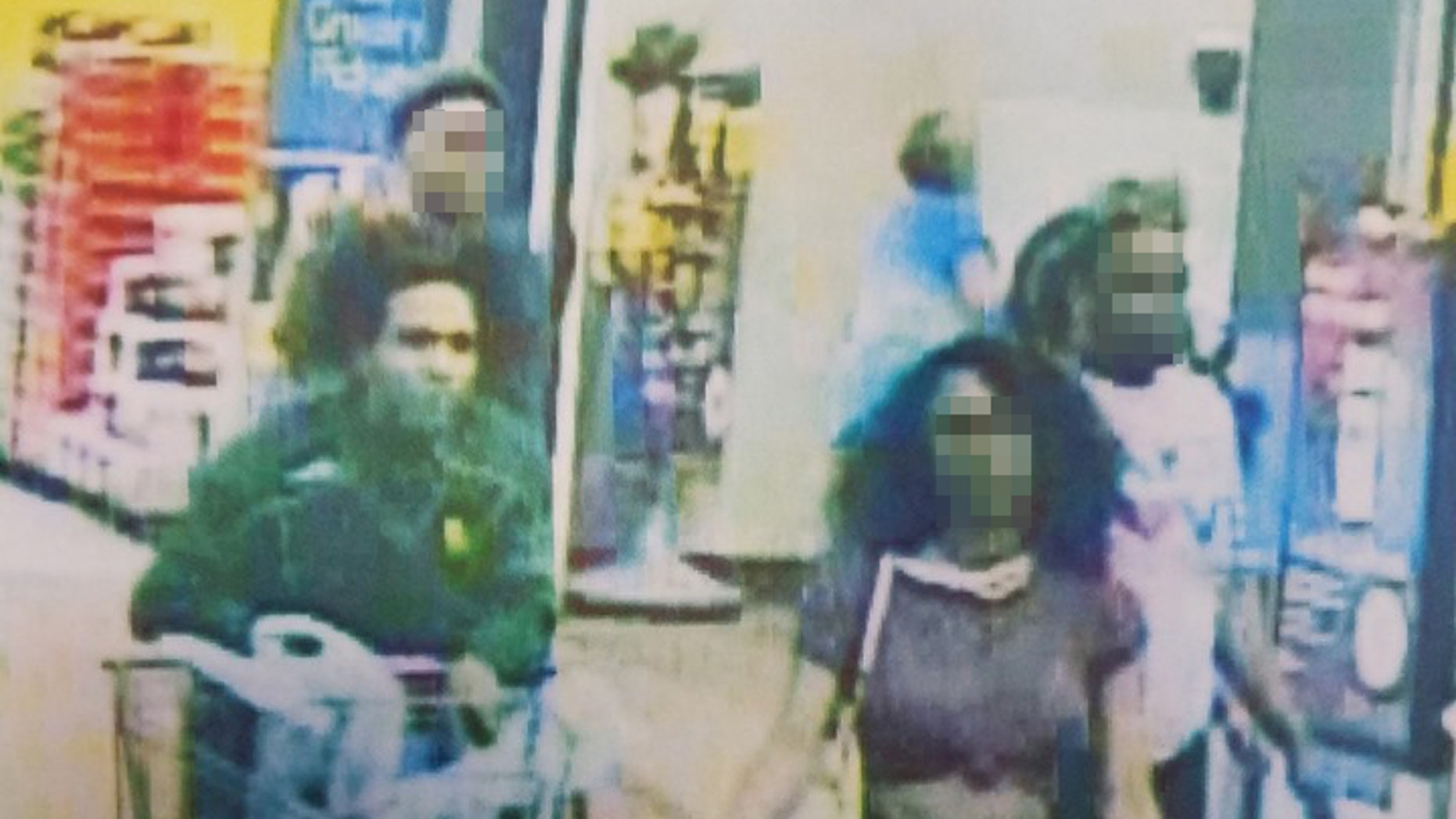 Still from store video display a suspected Blue Bell Licker and her boyfriend. The girl, a youthful whose name has not been released, has been identified by Lufkin, Texas military as a chairman who licked a cylinder of ice cream in a Walmart store afterwards put it behind in a freezer. 