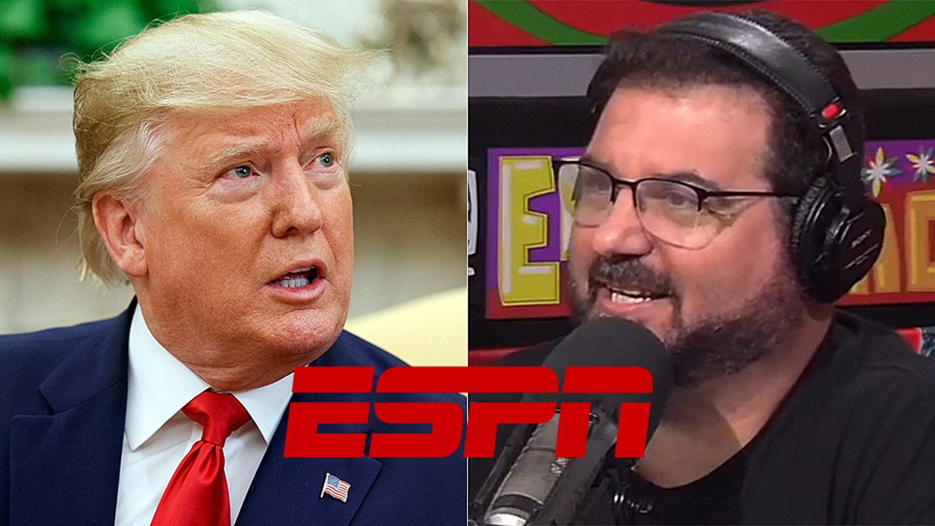 Dan Le Batard will remain at ESPN after meeting with network boss