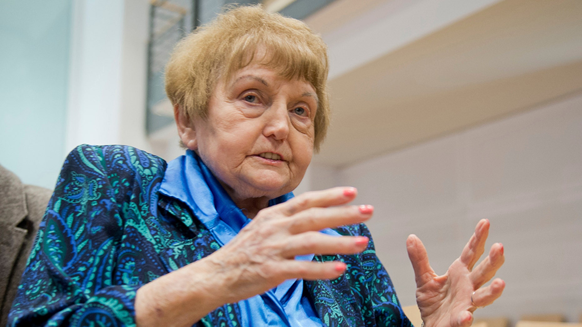 Westlake Legal Group Eva-Kor-AP Eva Kor, Holocaust survivor, dies peacefully at age 85 fox-news/world/world-regions/europe fox-news/us/us-regions/midwest/indiana fox-news/topic/holocaust fox news fnc/us fnc f318322b-a664-556e-844f-57dc5081e67e Barnini Chakraborty article