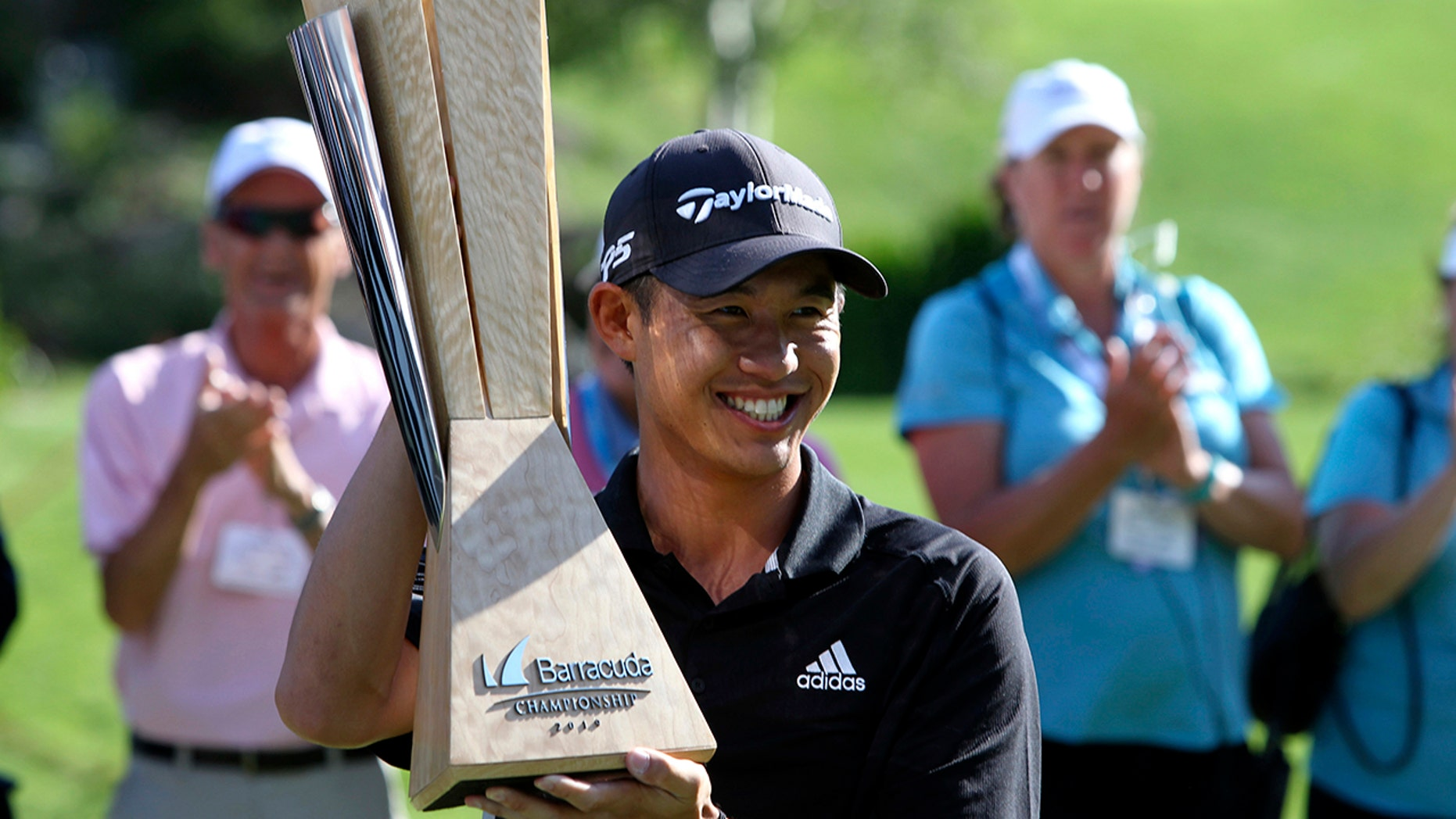 Morikawa surges to first career win at Barracuda Championship