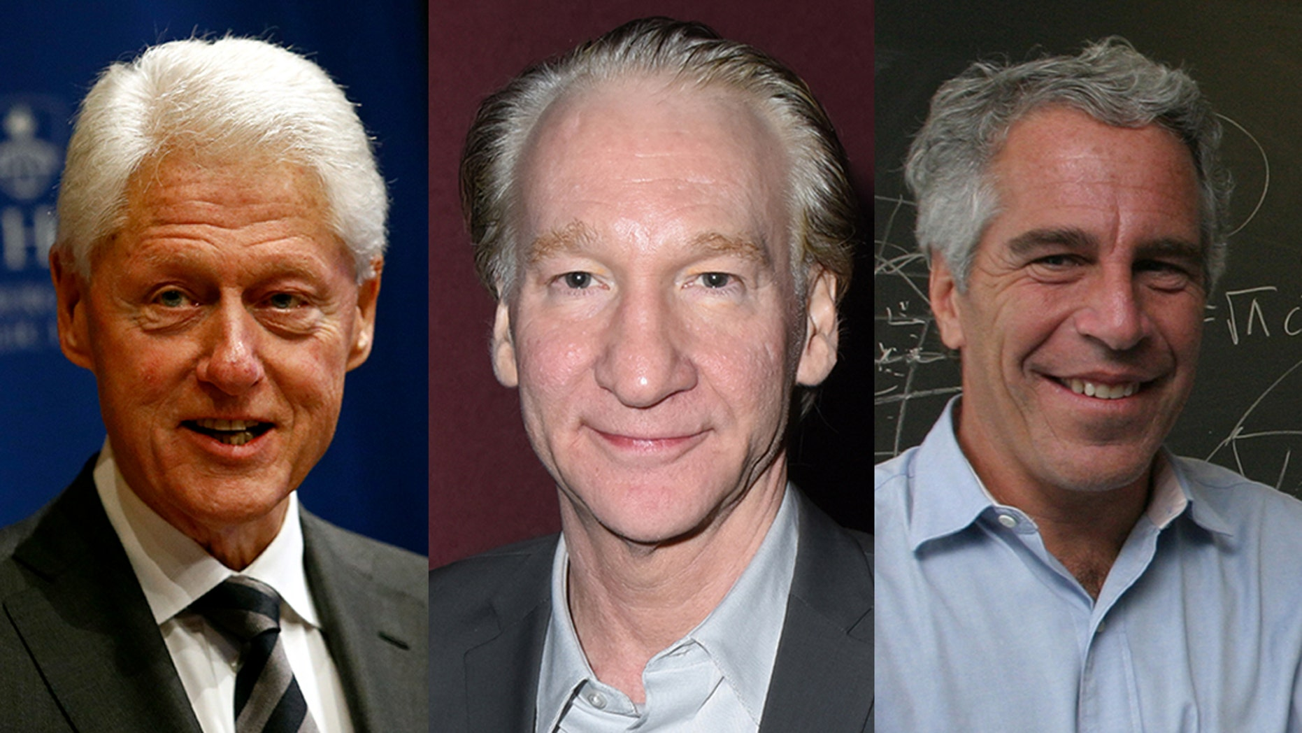 Bill Maher tweeted about former President Bill Clinton being wakeful of Jeffrey Epstein's purported sex crimes behind in 2015.
