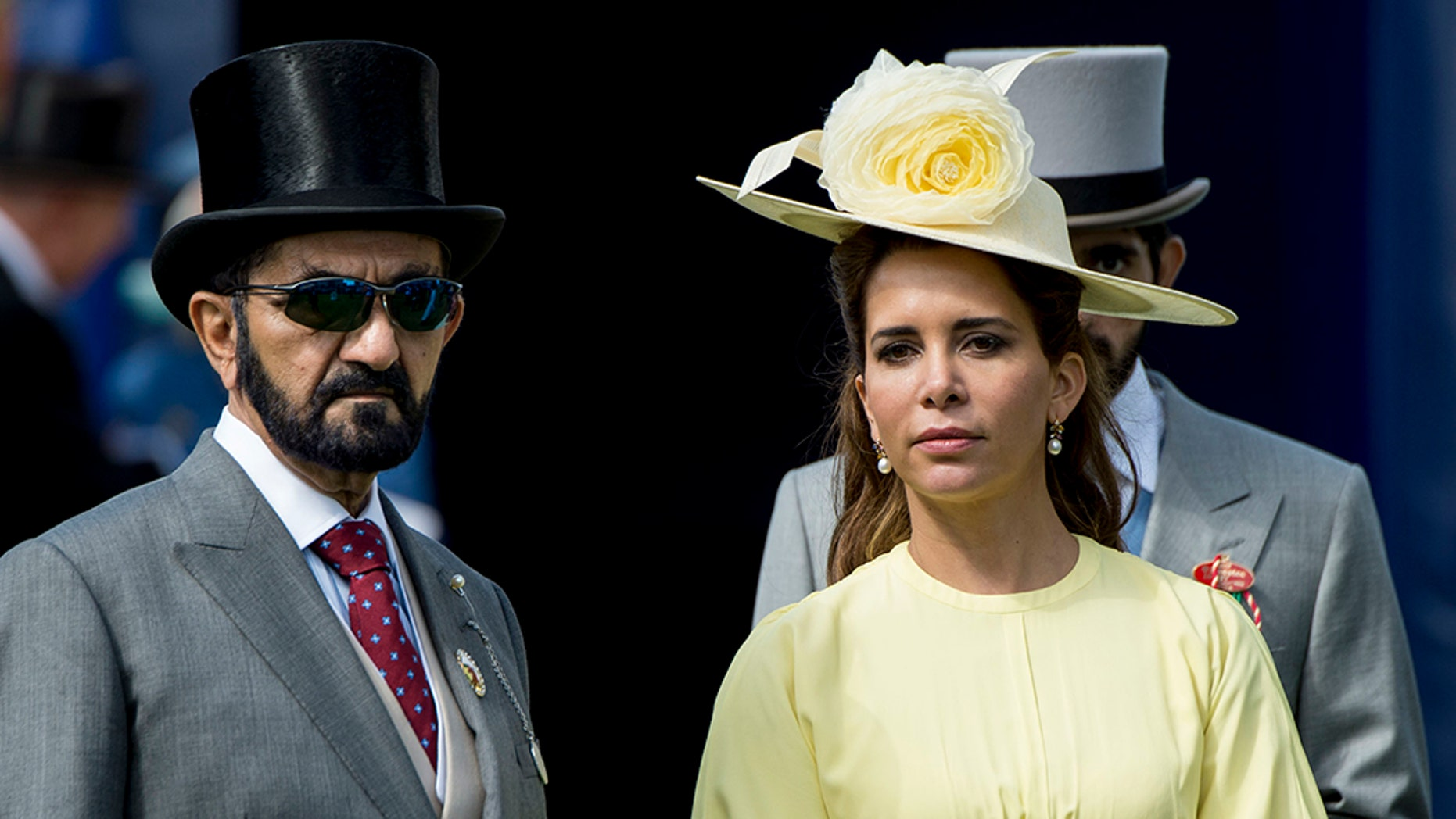 Westlake Legal Group Princess-Haya-Sheikh-Mohammed-2-Getty Dubai ruler's wife, Princess Haya, goes into hiding in UK and hires divorce lawyer: report fox-news/world/world-regions/united-kingdom fox-news/travel/regions/europe fox-news/politics/foreign-policy/middle-east fox news fnc/entertainment fnc Elizabeth Llorente article 925cedf0-0b67-5862-9730-47f6529062fd