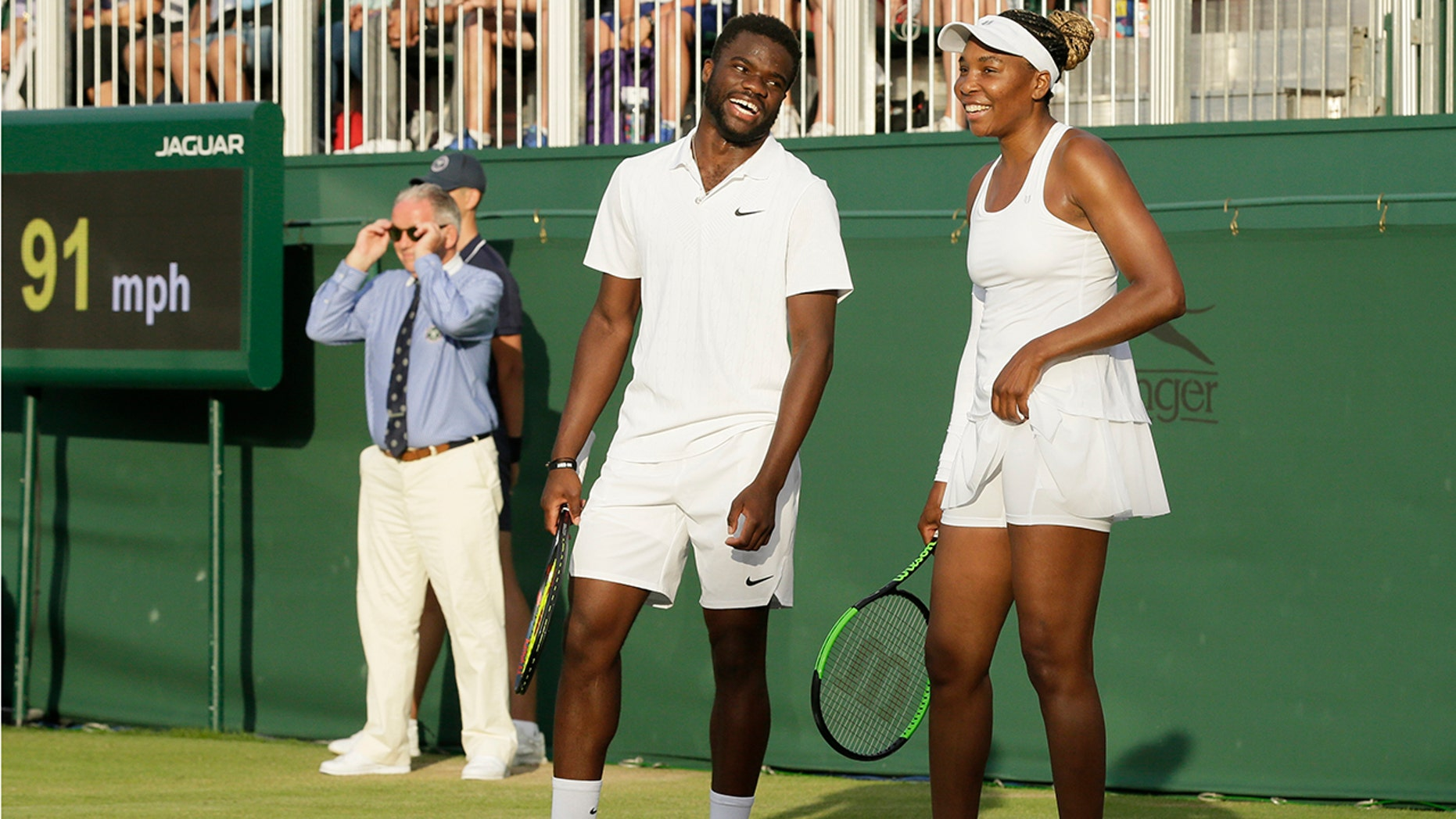 Westlake Legal Group TEN-Venus-Williams Venus Williams to play San Jose for second straight year fox-news/sports/tennis fnc/sports fnc c6cc0815-f7ce-551c-bf20-b22cd0d7b02e Associated Press article