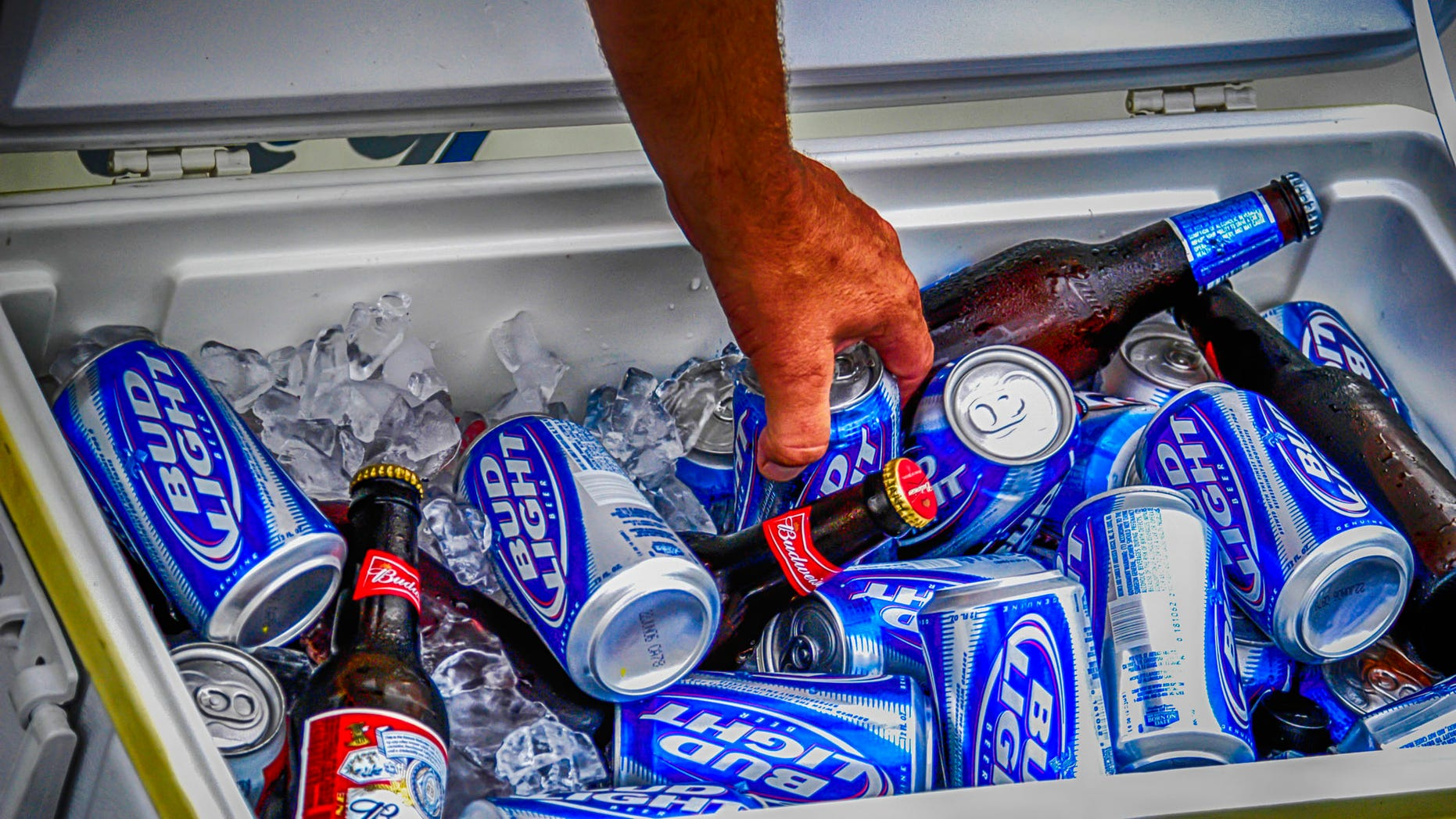 A free Bud Light has been offered to any alien that escapes Area 51 during the raid.