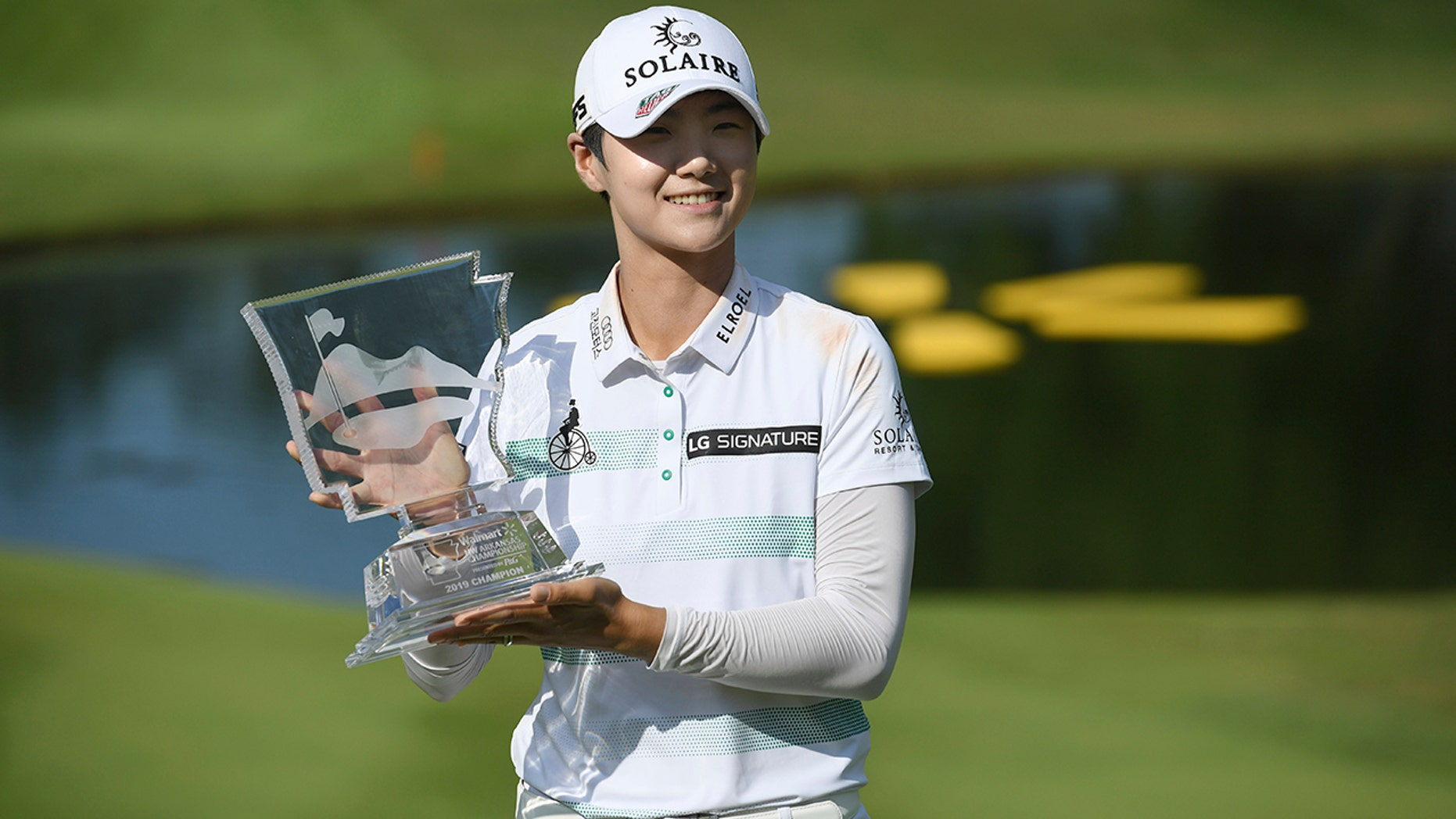 Park, Ciganda tied for LPGA Tour lead in Arkansas | AP sports