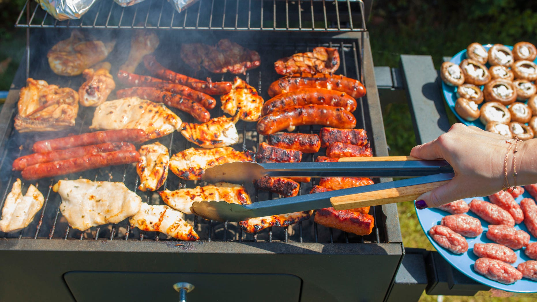 Don't fall victim to these all-too-common cookout mistakes.