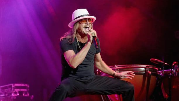 Kid Rock is selling histhe his 6,000 square foot, six bedroom, five bathroom manor in Detroit for $2.2 million.