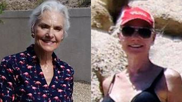Barbara Thomas, 69, was last seen on Friday hiking in the Mojave Desert about 20 miles north of Interstate 40 east of Kelbaker Road.
