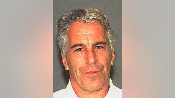 Jeffrey Epstein is shown in an arrest file photo, July 27, 2006. (Palm Beach Sheriff's Office via Associated Press)