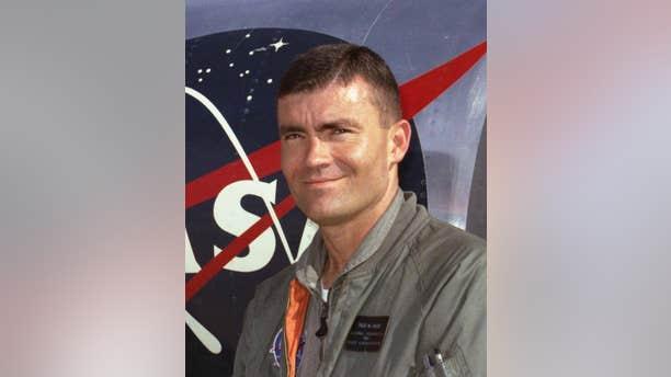 Apollo 13 astronaut Fred Haise.
