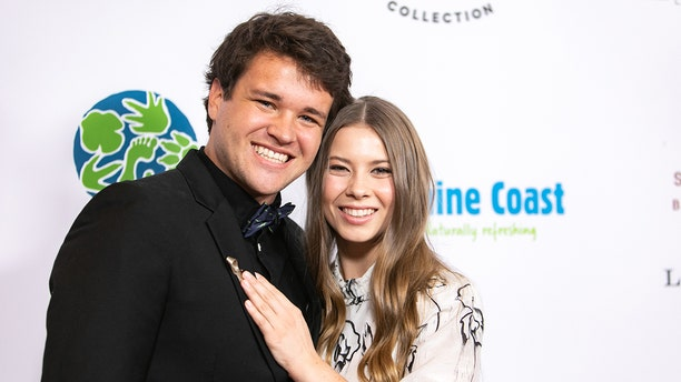 Bindi Irwin revealed that she and Chandler Powell married in March at a ceremony with no guests due to the coronavirus.