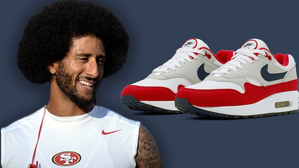 According to the Wall Street Journal, Nike nixed the released of the Air Max 1 USA after complaints from ex-NFL quarterback Colin Kaepernick.