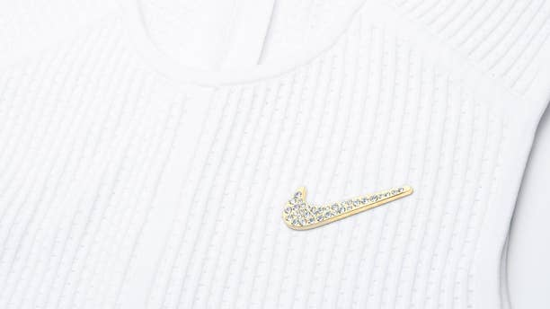 "The Swoosh brooch – nicknamed the ""Broosh"" – was made specifically for Serena, using 34 Swarovski crystals to mark the age Serena was when she most recently won Wimbledon in 2016, according to a press release."