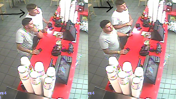 The suspect later reached out to Waltham Police after they shared news of the theft online.