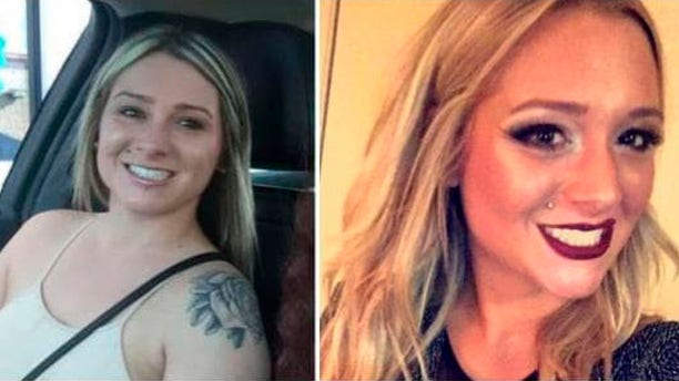 The remains of Savannah Spurlock, seen here in undated images, turned up Thursday.