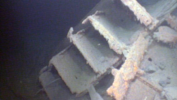 The S.R. Kirby sank in a gale in 1916. (Great Lakes Shipwreck Museum)