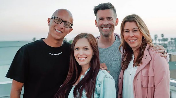 "Richard and Brittni De La Mora are taking over XXXchurch as founder Craig Gross and his wife Jeanette are focusing on ""Christian Cannabis."""