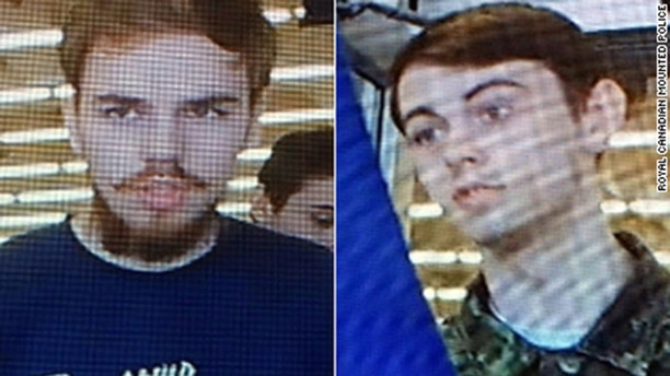 Police said Sunday the search for Kam McLeod and Bryer Schmegelsky continues.