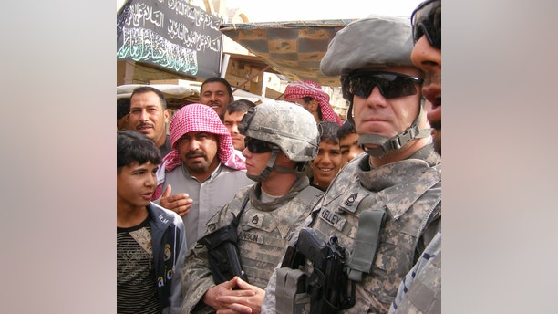 Kelley deployed once during Operation Desert Storm and twice during Operation Iraqi Freedom as an intelligence analyst. He also holds a master's degree in Criminal Justice Leadership from Concordia University in St. Paul.