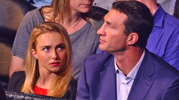 Hayden Panettiere and Wladimir Klitschko attend Paulie Malignaggi vs Adrien Broner boxing match at Barclays Center on June 22, 2013 in Brooklyn. The couple split in August 2018 and their daughter has been living with Klitschko in Ukraine since last summer.