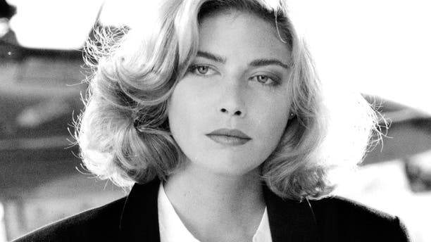Kelly McGillis pictured in 1986.