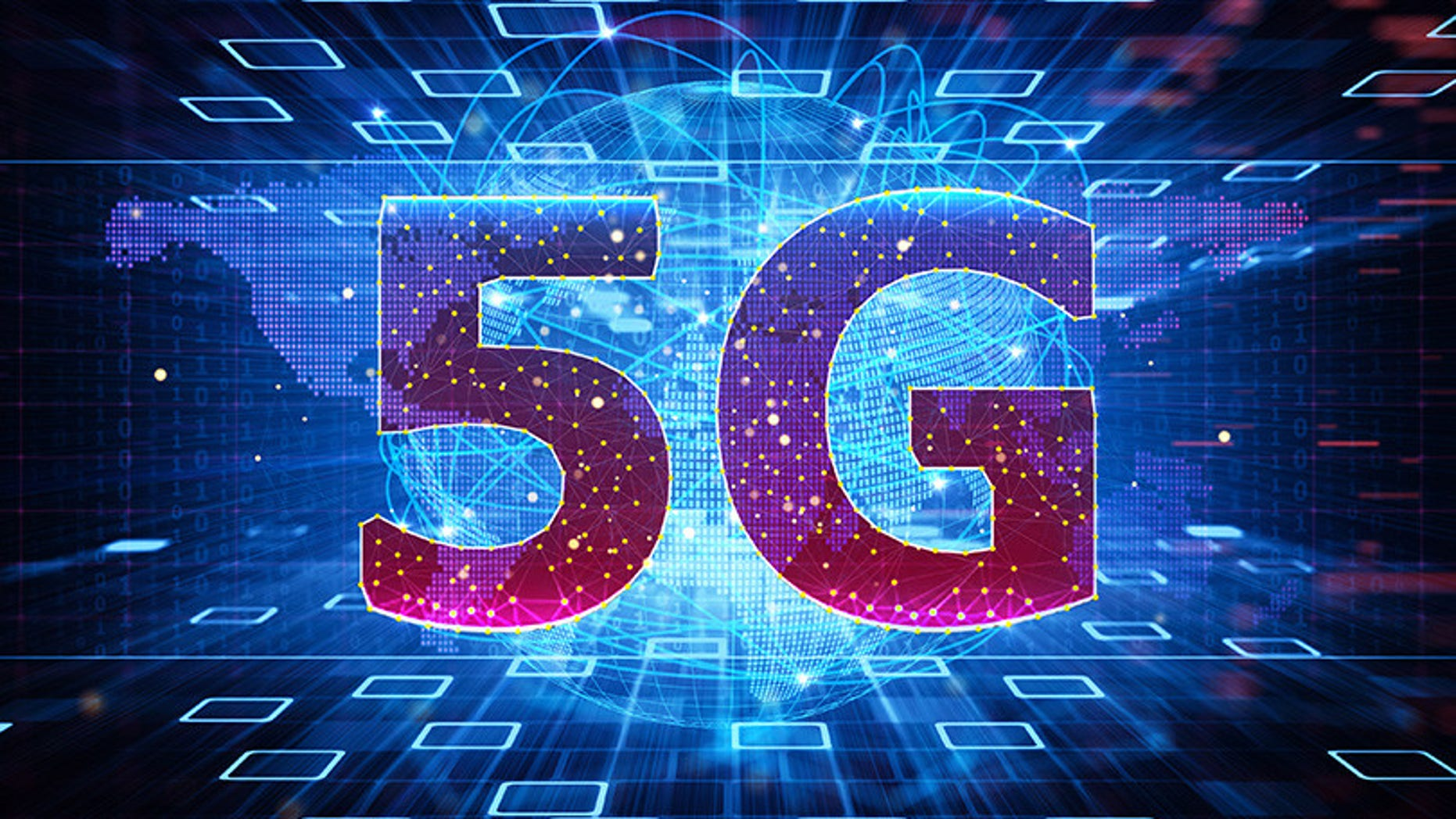 Kim Komando debunks the 5G conspiracy theory. (iStock/FNC)