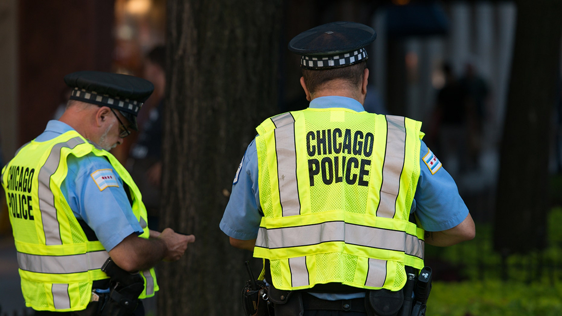 Westlake Legal Group 59b9300d-Chicago-police Man arrested after gunfire at Chicago hospital for military veterans, cops say Frank Miles fox-news/us/us-regions/midwest/illinois fox-news/us/military/veterans fox-news/us/crime/chicagos-crime-wave fox news fnc/us fnc article 966ef6e1-35c4-585e-93e1-057f7aff8fd8