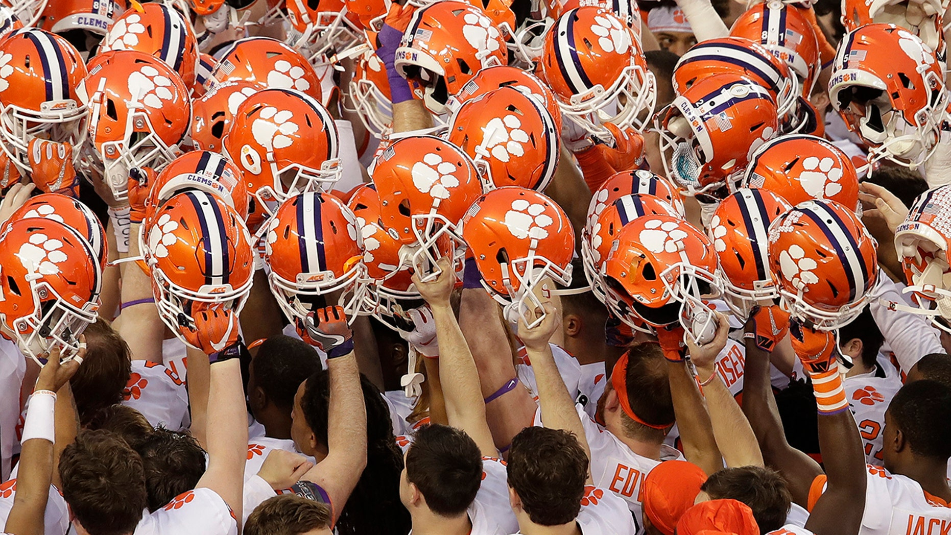 Westlake Legal Group CFB-Clemson-Tigers Swinney: No. 1 Clemson to play several new faces on D-line fox-news/sports/ncaa/clemson-tigers fox-news/sports/ncaa-fb fox-news/sports/ncaa fnc/sports fnc Associated Press article 7a140084-321a-5ca5-9be7-b4b167cb5bc7