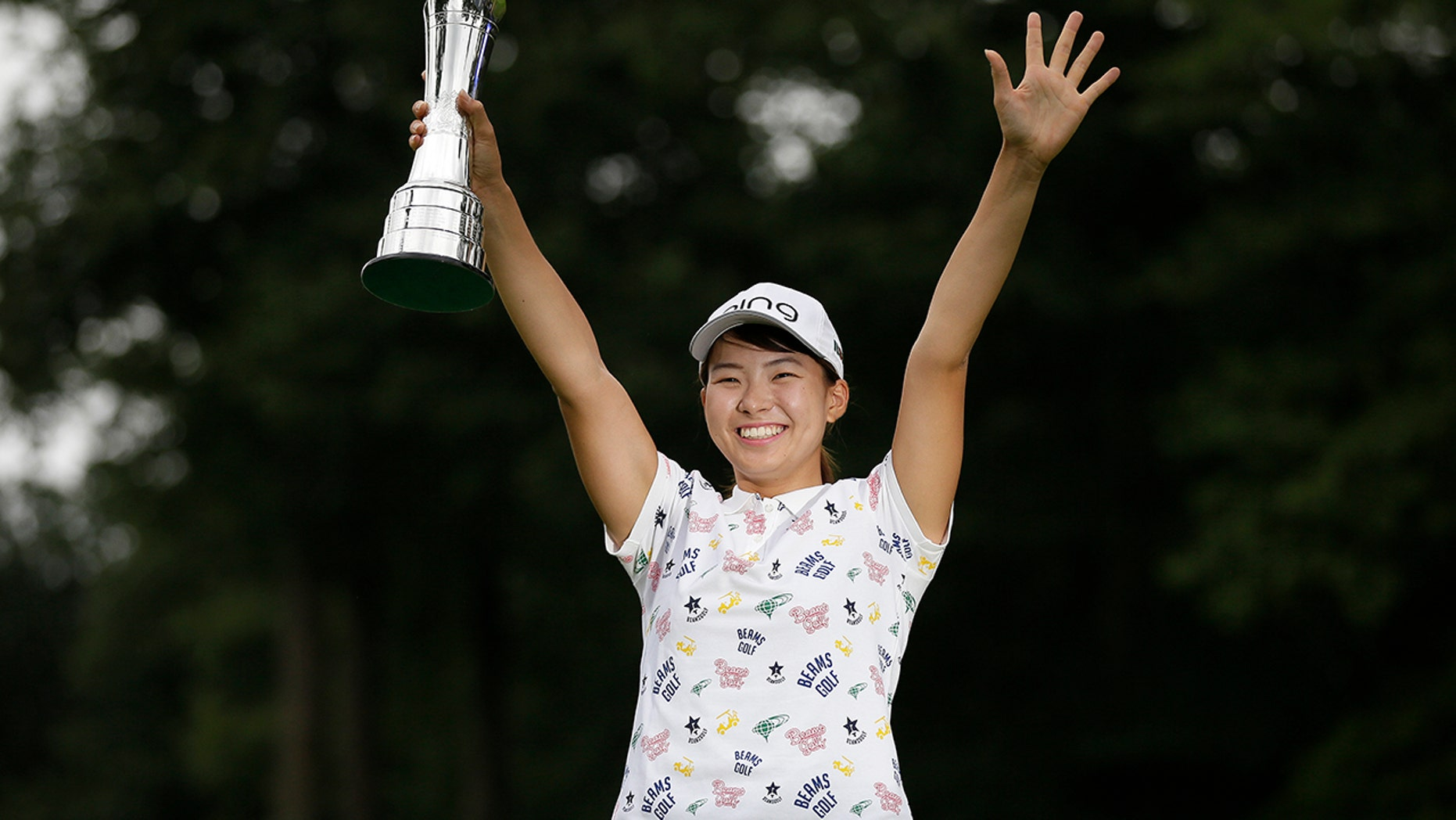 Smiling Cinderella Wins Womens British Open  Fox News-3550