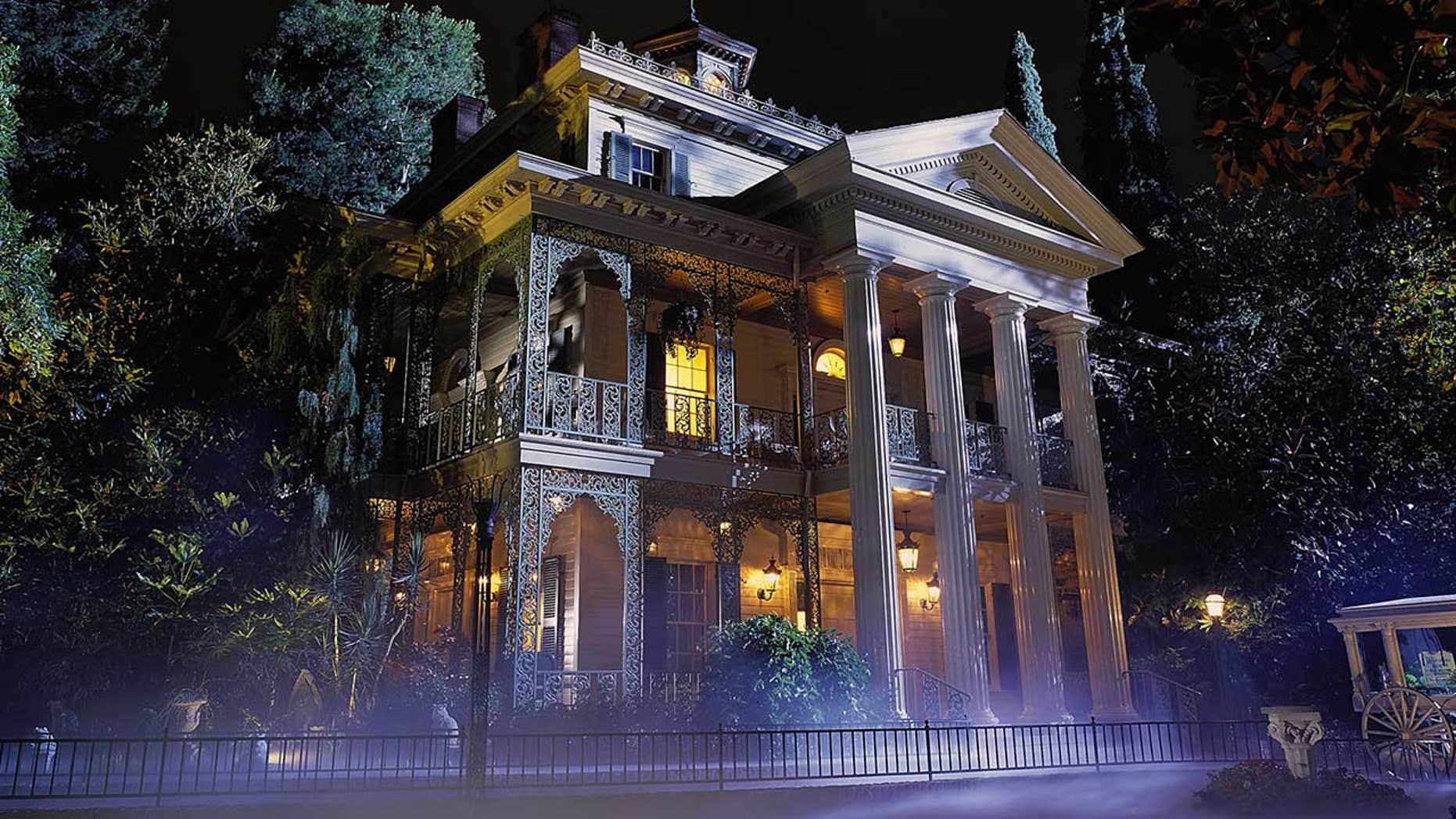 Disneyland debuts macabre menu item in honor of Haunted Mansion's 50th anniversary