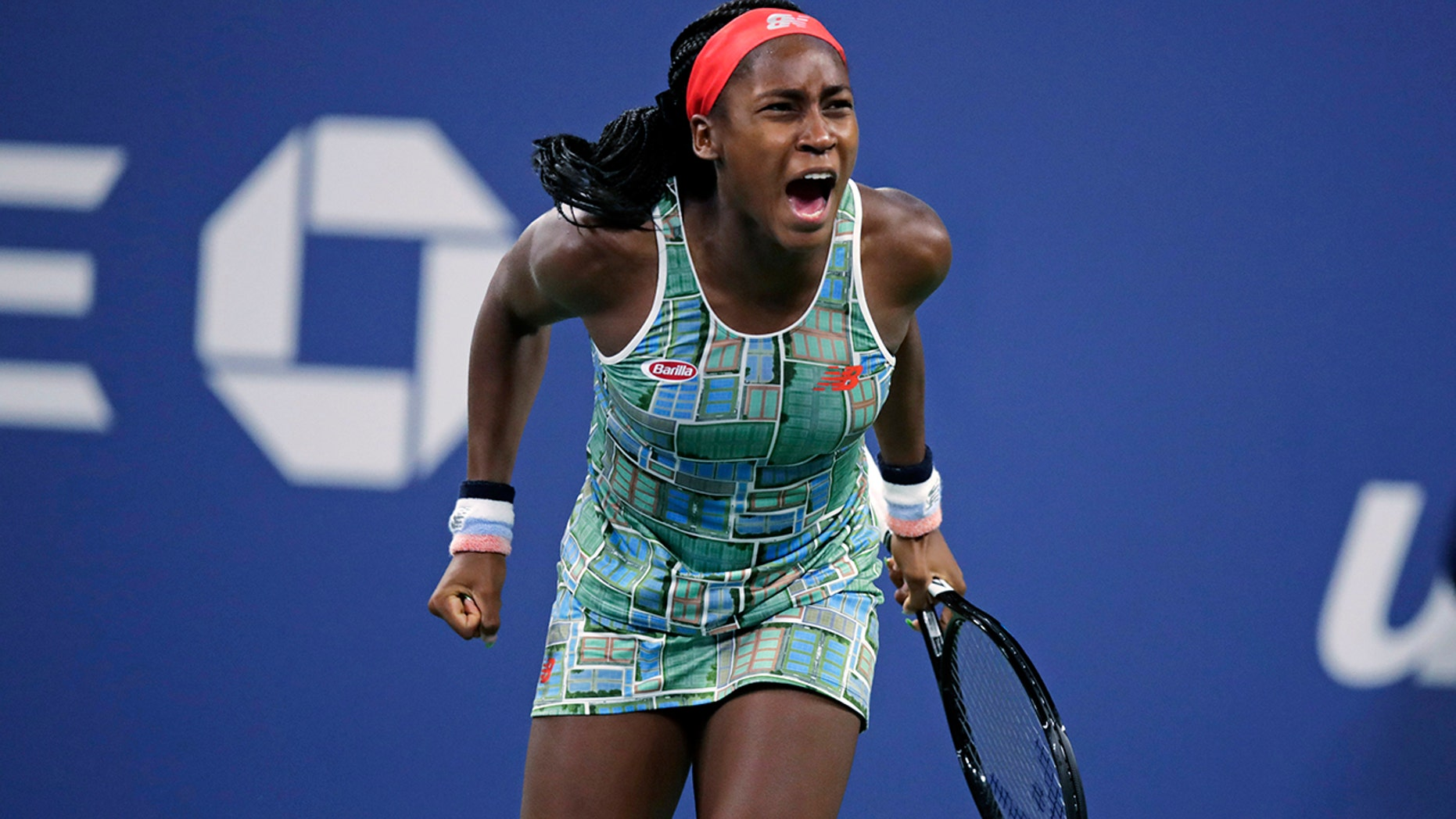 'Amazing' Osaka thrashes tearful Gauff at US Open as Nadal coasts