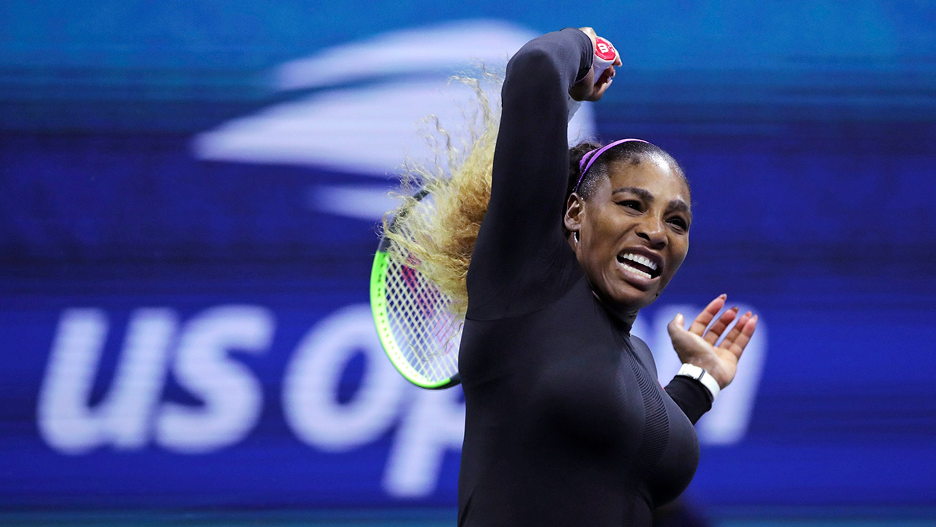 Westlake Legal Group TEN-Serena-Williams14 Serena, Djokovic, Federer face upstarts in US Open 2nd round fox-news/sports/tennis/us-open-tennis fox-news/sports/tennis fox-news/person/serena-williams fnc/sports fnc d4cd4ee5-68a4-5236-9279-2b5f575f05c8 Associated Press article